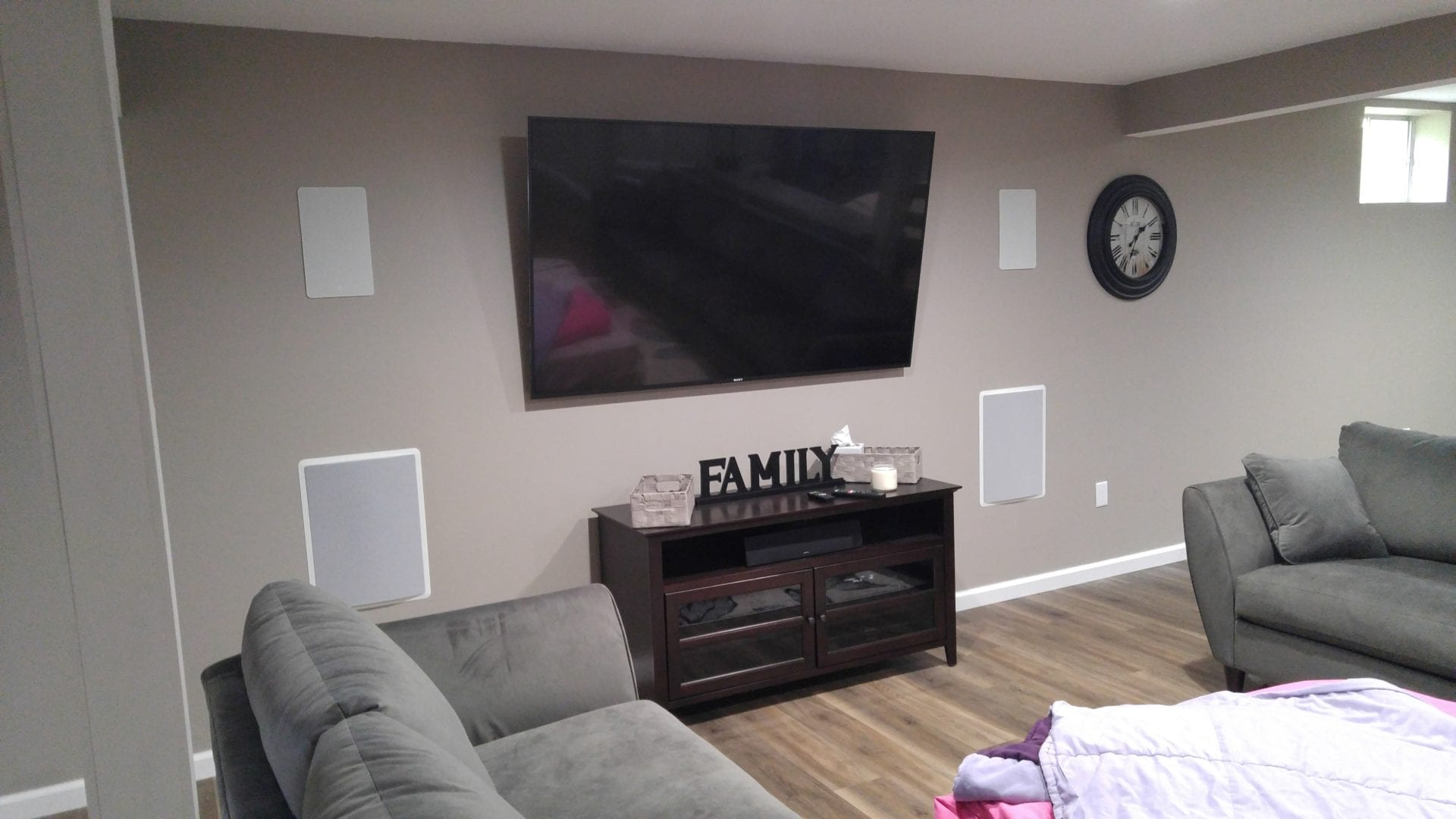 Sweet Spot Audio Video Home Theater Home Audio Video In The Cedar